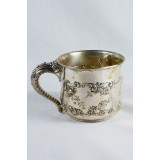 Gorham Sterling Victorian Shaving Cup